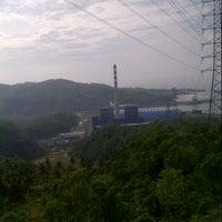Photo taken at PLTU Pacitan by danang f. on 12/31/2013