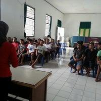 Photo taken at Rutan Kebon Waru by Tiche O. on 12/28/2012