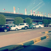 Photo taken at Bahrain International Airport by JoJo A. on 1/15/2013