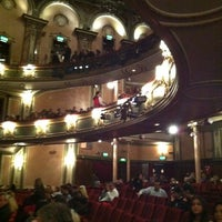 Photo taken at Her Majesty's Theatre by May A. on 10/29/2012