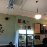 Photo taken at Shuswap Pie Company by Emily S. on 1/19/2013