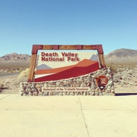Photo taken at Death Valley National Park by Mathias F. on 4/2/2013
