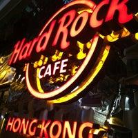 Photo taken at Hard Rock Café Hong Kong by Kevin K. on 12/3/2012