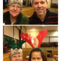 Photo taken at Wendy's by Thitima K. on 12/24/2012