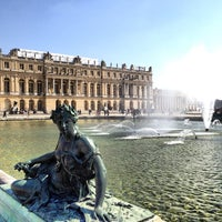 Photo taken at Palace of Versailles by Stanislas B. on 4/21/2013