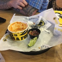 Photo taken at Buffalo Wild Wings by Lindsay F. on 10/27/2016