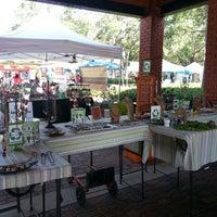 Photo taken at Ybor Saturday Market by Susan Hall R. on 5/25/2013