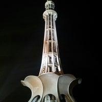 Photo taken at Minar-e-Pakistan by Hassan K. on 3/22/2013