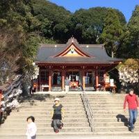 Photo taken at 豊玉姫神社 by asami . on 1/25/2015