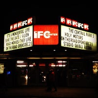 Photo taken at IFC Center by Guido C. on 12/17/2012