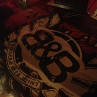 Photo taken at Burger & Beer Joint by Q F. on 3/10/2013