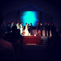 Photo taken at Central Christian Church by Jennifer C. on 7/4/2013