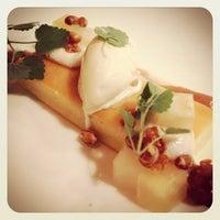 Photo taken at AQ Restaurant & Bar by Jeffrey C. on 10/31/2012