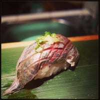 Photo taken at ICHI Sushi by Jeffrey C. on 2/4/2013