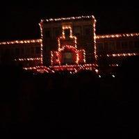 Photo taken at Texas Tech University by Grayson A. on 12/2/2012