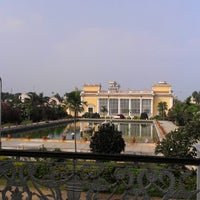 Photo taken at Chowmahala Palace by Алена М. on 11/29/2012