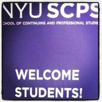 Photo taken at NYU School of Professional Studies by Pablo M. on 7/9/2013
