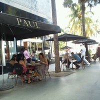 Photo taken at Paul Bakery Cafe by Rich L. on 10/13/2012