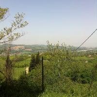 Photo taken at Prati Di Mugnano by Massimo P. on 4/25/2013
