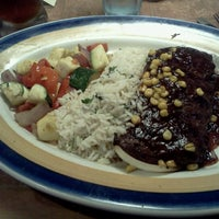 Photo taken at On The Border Mexican Grill & Cantina by Violet B. on 10/6/2012