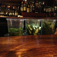 Photo taken at 5th Street Bar & Wood Fired Grill by Christina W. on 12/21/2014