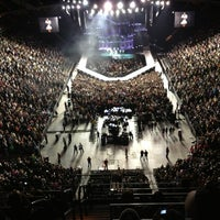 Photo taken at Xcel Energy Center by Lindsey L. on 2/7/2013
