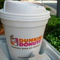 Photo taken at Dunkin Donuts by Victor C. on 5/17/2013