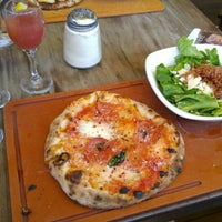 Photo taken at Famoso Neapolitan Pizzeria by Linda D. on 6/28/2015