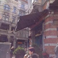 Photo taken at Café Leffe by Serena I. on 4/7/2013