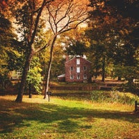 Photo taken at Allaire State Park by [Princess] on 10/8/2013