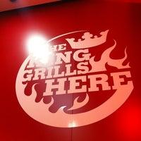 Photo taken at Burger King by Rafael Z. on 12/7/2012