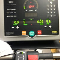 Photo taken at LA Fitness by youri j. on 2/25/2013