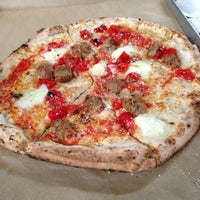 Photo taken at Antico Pizza Napoletana by Briana B. on 3/22/2013