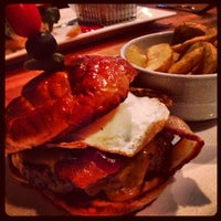 Photo taken at Westchester Burger Co. by John B. on 12/2/2012