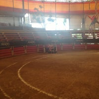 Photo taken at Plaza de Toros Arroyo by Diego H. on 12/10/2012
