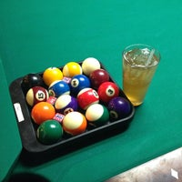 Photo taken at Charlies Pool Hall by Mindy s. on 2/6/2015