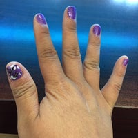 Photo taken at Lovely Nails by Ada N. on 8/10/2016