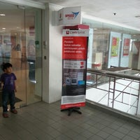 Photo taken at CIMB Bank by Geoffrey Q. on 12/17/2013