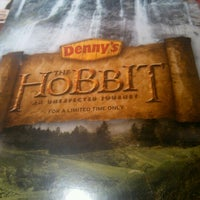 Photo taken at Denny's by Sarah S. on 12/1/2012