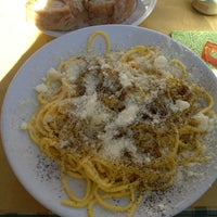 Photo taken at Cacio e Pepe by Nataly C. on 10/6/2012