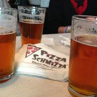 Photo taken at Schmizza Pub & Grub on 21st by Michael P. on 4/14/2013