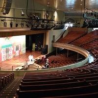 Photo taken at Ryman Auditorium by Mike P. on 7/27/2013