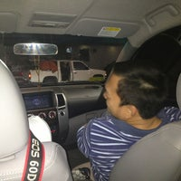 Photo taken at Caltex Gas Station by Teng E. on 2/23/2013