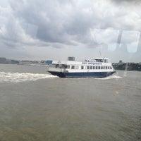 Photo taken at NY Waterway Ferry Terminal Midtown by Joe P. on 7/2/2013