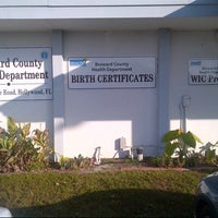 Photo taken at Broward County Health Department by Alesha . on 1/3/2013