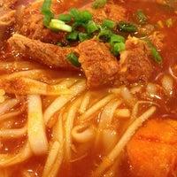 Photo taken at Lee Kam Kee Vietnamese Restaurant 李錦基越南餐廳 by iv c. on 2/7/2013