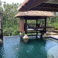 Photo taken at Viceroy Bali by Nicolette R. on 7/3/2016