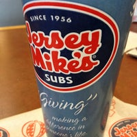 Photo taken at Jersey Mike's Subs by Cassie B. on 2/8/2013