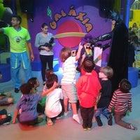 Photo taken at Galaxia Kids by Patrícia A. on 8/3/2014