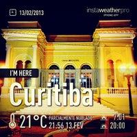 Photo taken at Camara Municipal De Curitiba by Rodrigo M. on 2/13/2013